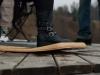Linda visar skatebootmode 2013